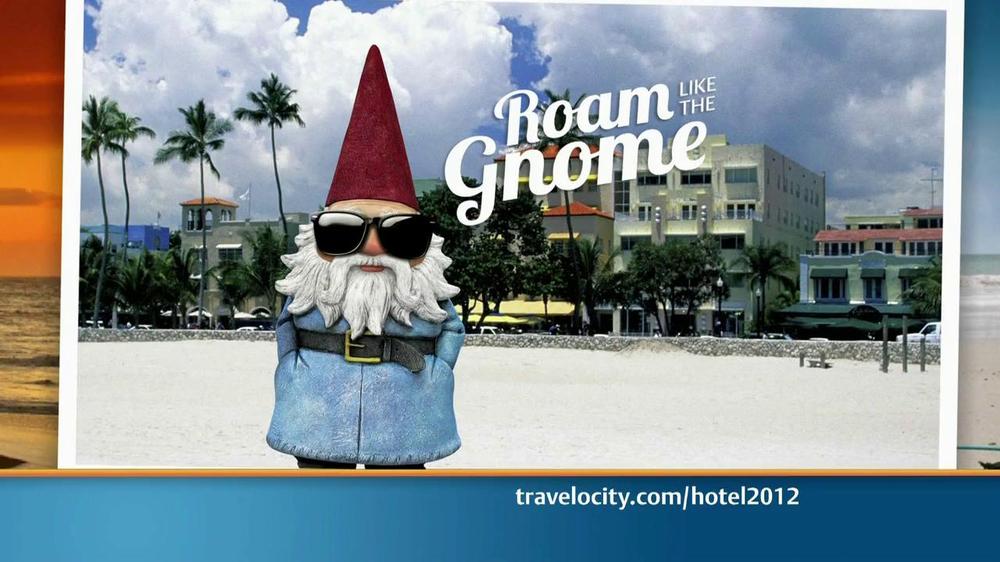 Travelocity Gnome Commercial Travelocity tv spot, 'roam