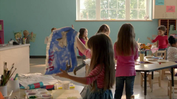 Benjamin Moore TV Spot, 'Classroom Paint' Featuring Candice Olson