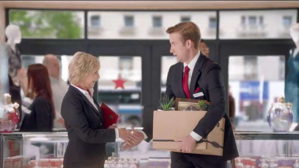 Macy's TV Spot, 'Dream Sequence' Ft. Justin Bieber, Taylor Swift, Diddy - 447 commercial airings