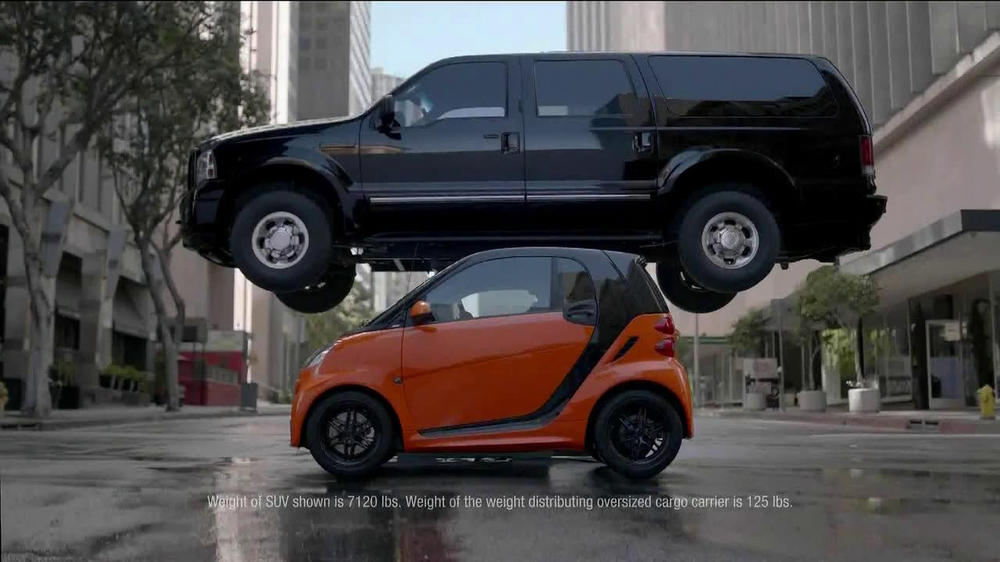 Smart Cars Tv Spot Stacking Ispot Tv