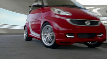 2013 Smart Electric Car TV Spot, 'Parking Garage' - Thumbnail 1