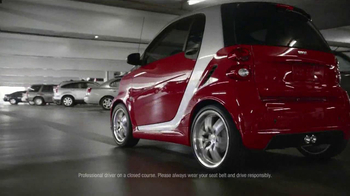 2013 Smart Electric Car TV Spot, 'Parking Garage' - Thumbnail 3