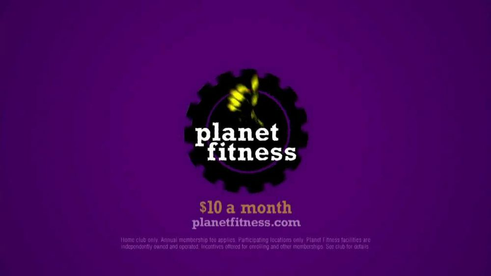 Planet Fitness TV Spot, 'Shower Sing-a-long' - Screenshot 10
