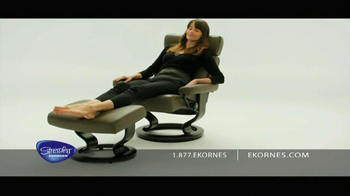 Ekornes Stressless TV Spot