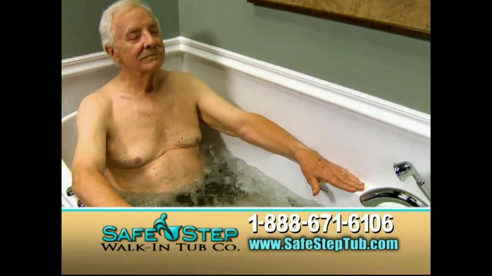 Safe Step TV Spot featuring Pat Boone - Screenshot 3