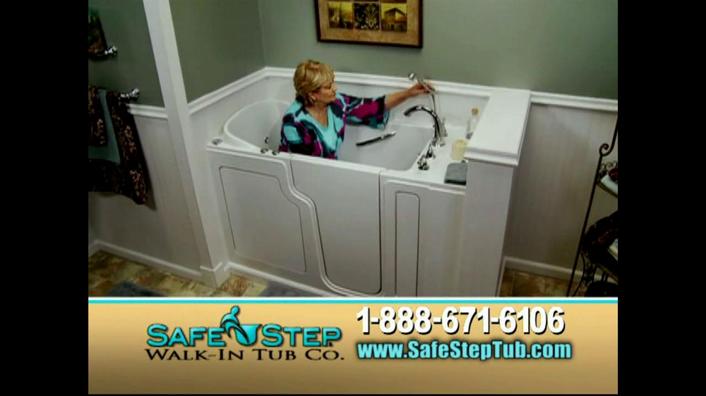 Safe Step Tv Commercial Featuring Pat Boone Ispot Tv