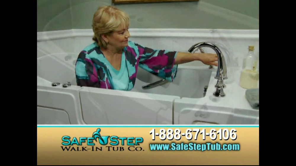 Safe Step TV Spot featuring Pat Boone - Screenshot 5