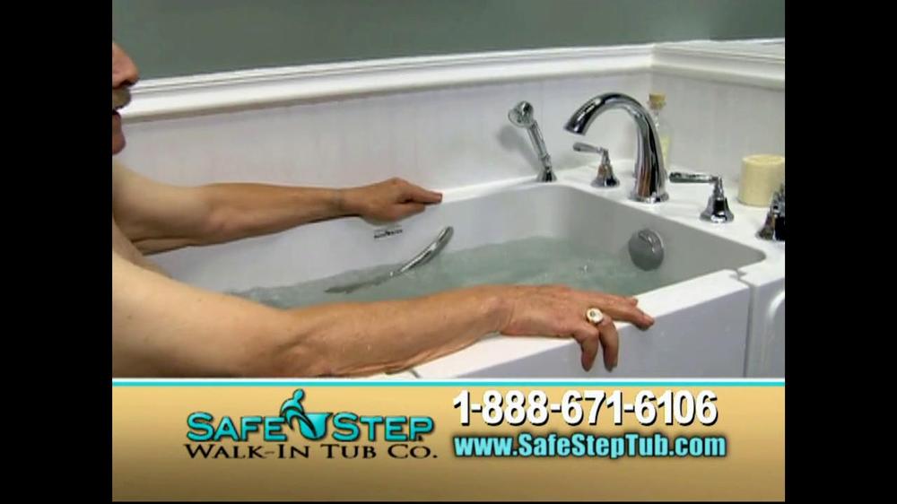 Safe Step TV Spot featuring Pat Boone - Screenshot 6