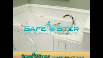Safe Step TV Spot featuring Pat Boone - Thumbnail 2