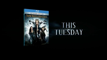 Snow White and the Huntsman Blu-Ray and DVD TV Spot - 502 commercial airings