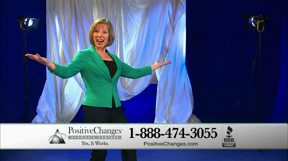 Positive Changes TV Spot For Vicki Ellsberg