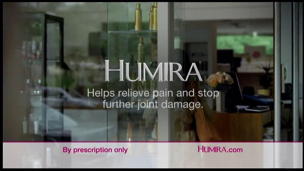 Humira TV Spot, 'Relieving Pain & Joint Damage' - Screenshot 4