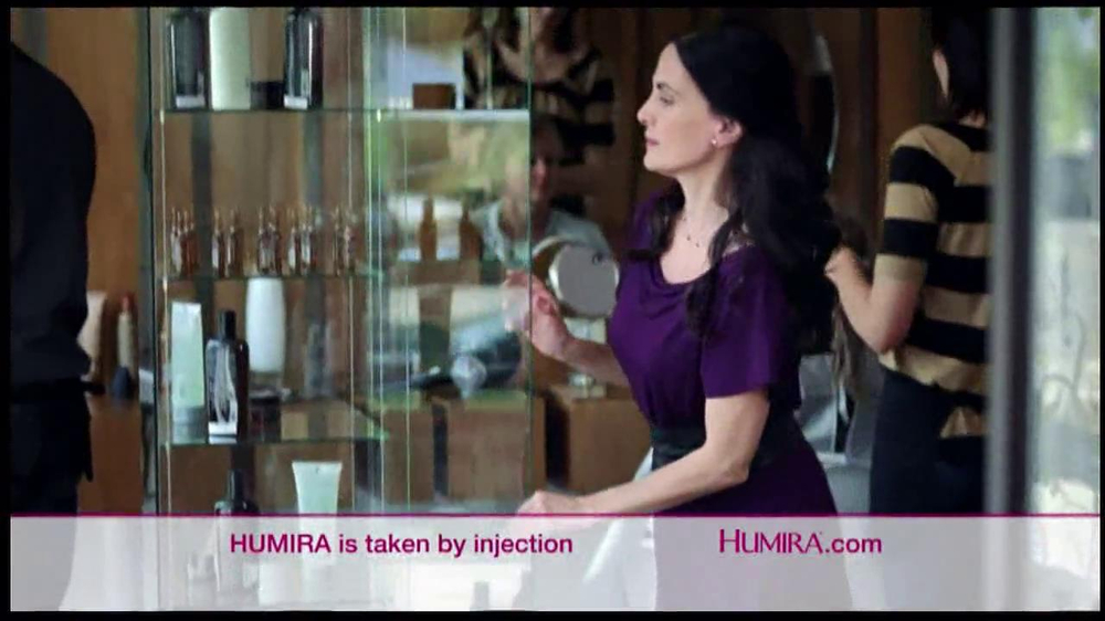 Humira TV Spot, 'Relieving Pain & Joint Damage' - Screenshot 5