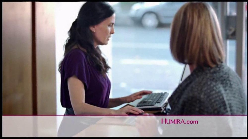 Humira TV Spot, 'Relieving Pain & Joint Damage' - Screenshot 7