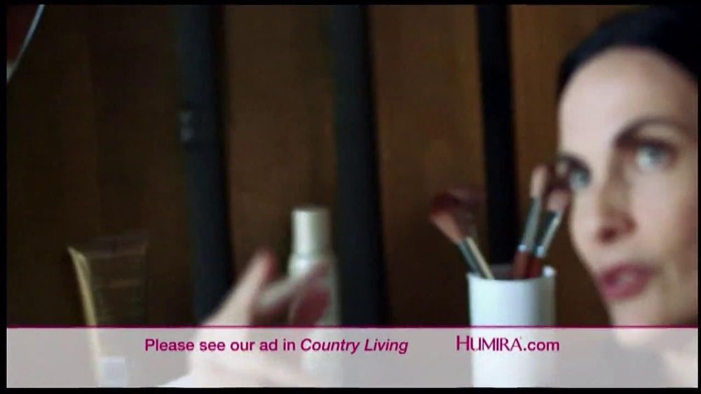 Humira TV Spot, 'Relieving Pain & Joint Damage' - Screenshot 8