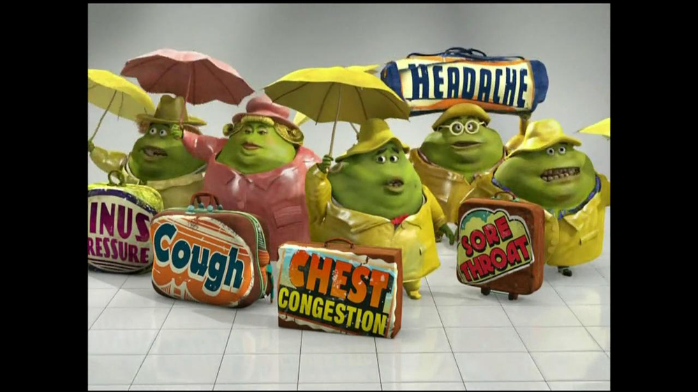 Mucinex Fast Max TV Spot, 'If it's not one it's the Other ...