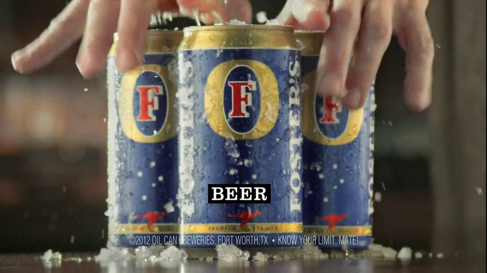 Fosters Beer TV Spot, 'Bipartisan' - Screenshot 9