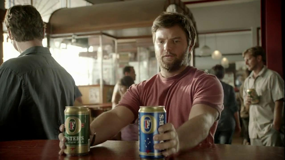 Fosters Beer TV Spot, 'Bipartisan' - Screenshot 5