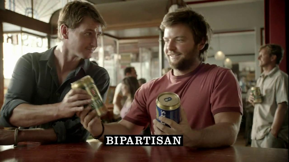 Fosters Beer TV Spot, 'Bipartisan' - Screenshot 8