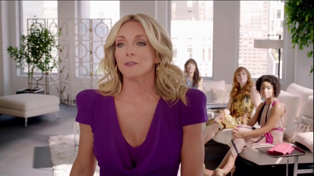 Tropicana Trop50 TV Spot, 'Circus Monkey' Featuring Jane Krakowski - Screenshot 2