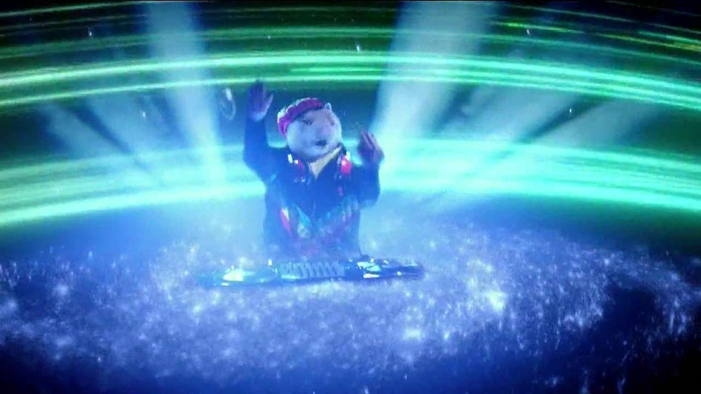 2013 Kia Soul Hamsters TV Spot, 'Bright Lights' - Screenshot 5