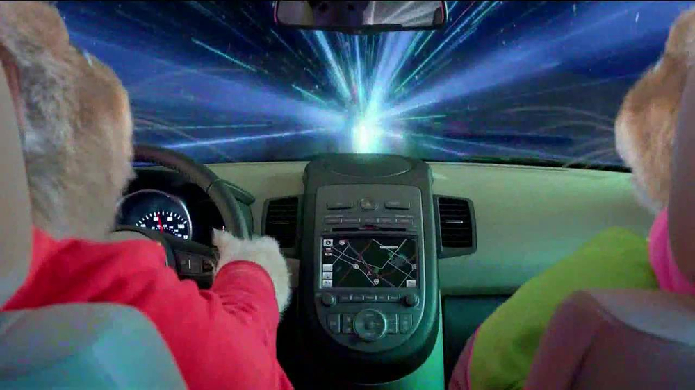 2013 Kia Soul Hamsters TV Spot, 'Bright Lights' - Screenshot 8