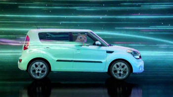 2013 Kia Soul Hamsters TV Spot, 'Bright Lights' - Thumbnail 7
