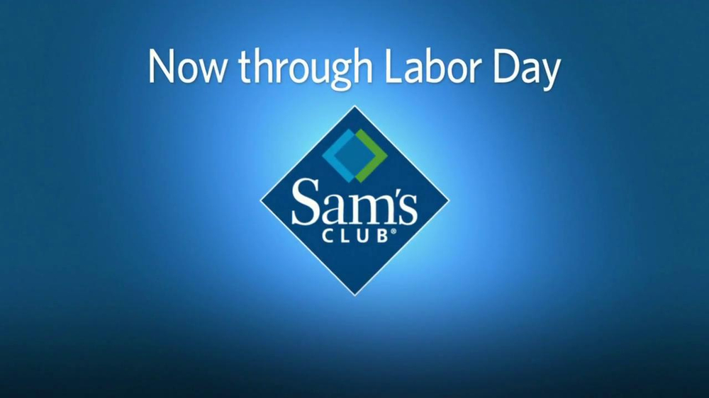 Sam s Club TV mercial for Labor Day Mattress iSpot