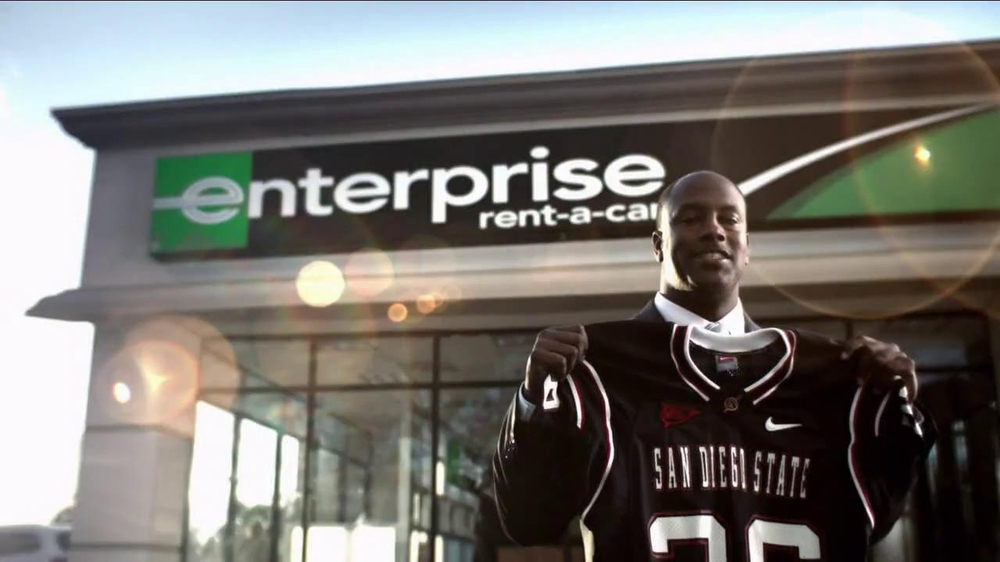Enterprise TV Spot, 'College Grads' Song by Rusted Root - Screenshot 1