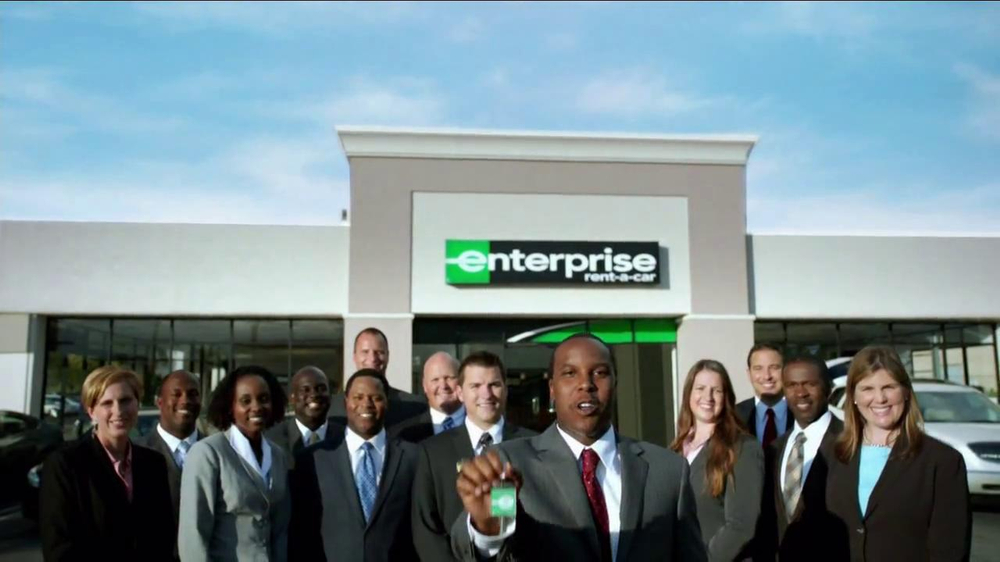Enterprise TV Spot, 'College Grads' Song by Rusted Root - Screenshot 9
