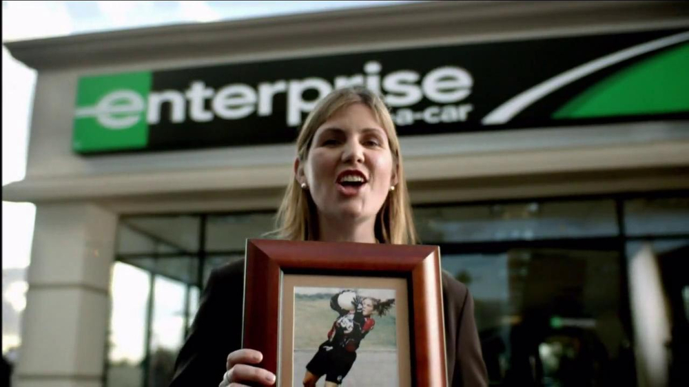 Enterprise TV Spot, 'College Grads' Song by Rusted Root - Screenshot 2