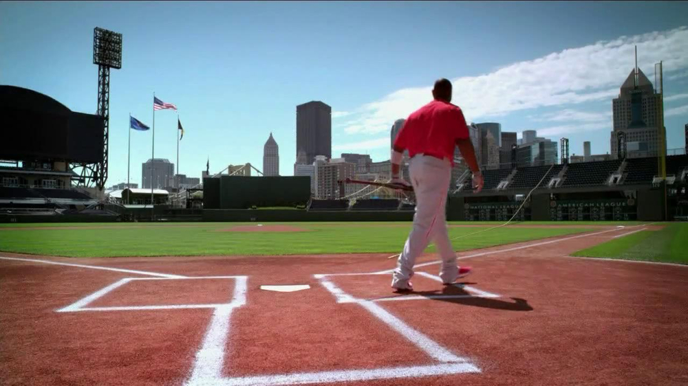 Subway TV Spot for Little League Featuring Ryan Howard - Screenshot 4