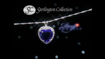Sterlington Collection TV Spot for Deep Romance Titanic Pendant