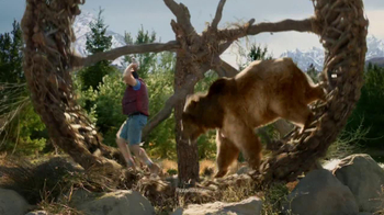 Degree Motion Sense TV Spot, 'Bear Wheel' Featuring Bear Grylls