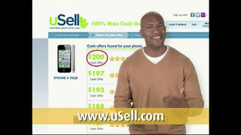 uSell.com TV Spot, 'Smarter Than a Smartphone' thumbnail