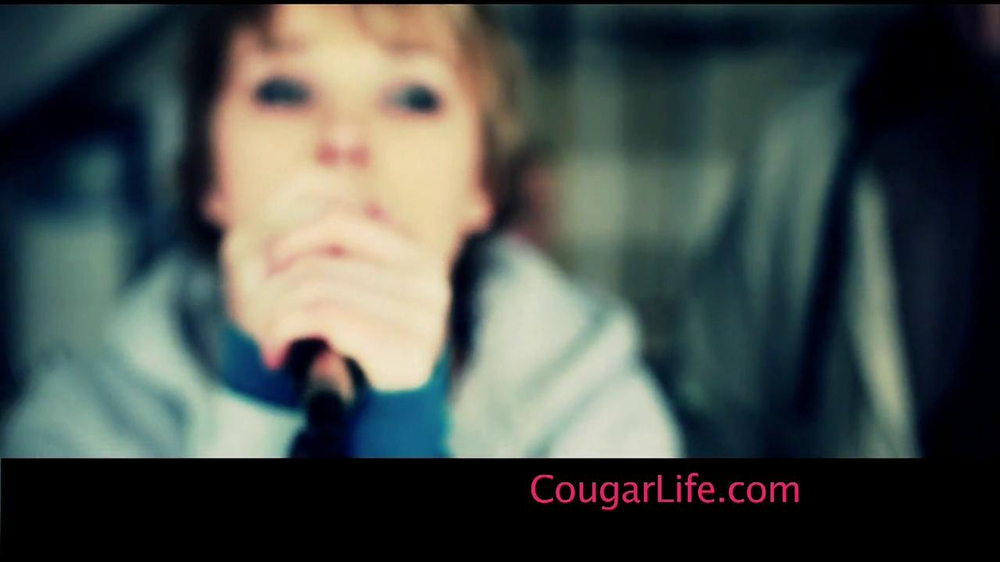 cougar life dating commercial
