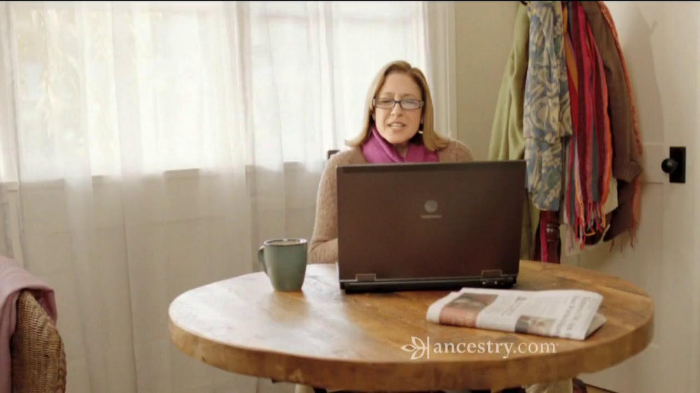 Ancestry.com TV Spot, 'Getting More on Dad' - Screenshot 1