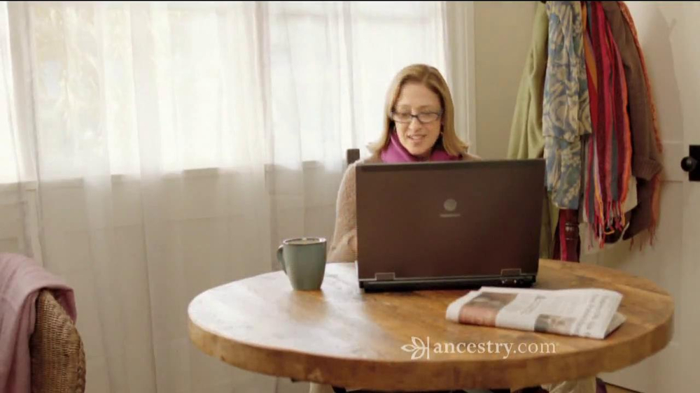 Ancestry.com TV Spot, 'Getting More on Dad' - Screenshot 2