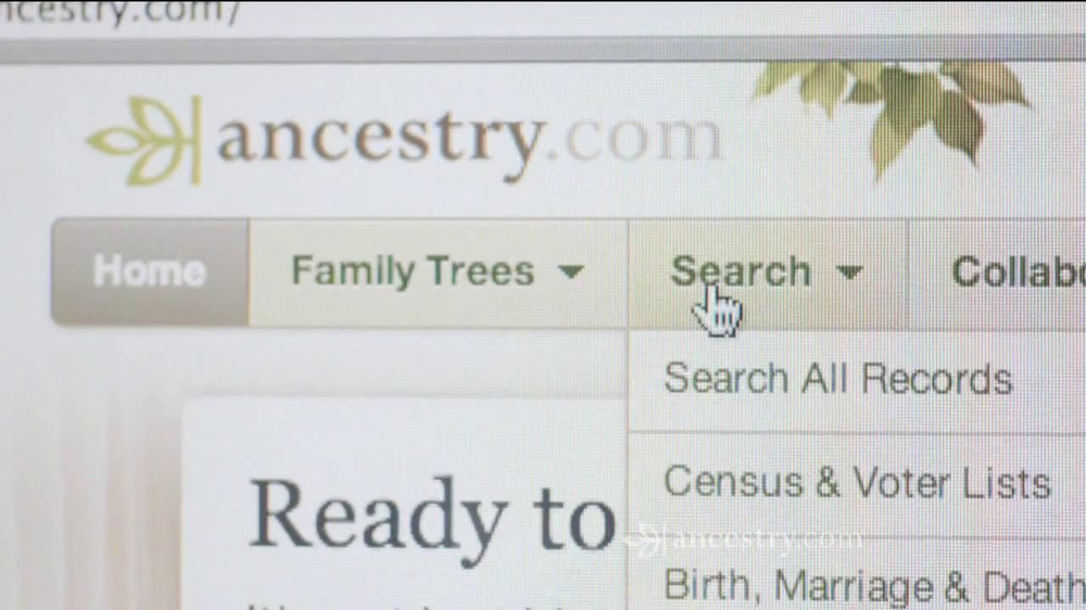 Ancestry.com TV Spot, 'Getting More on Dad' - Screenshot 3