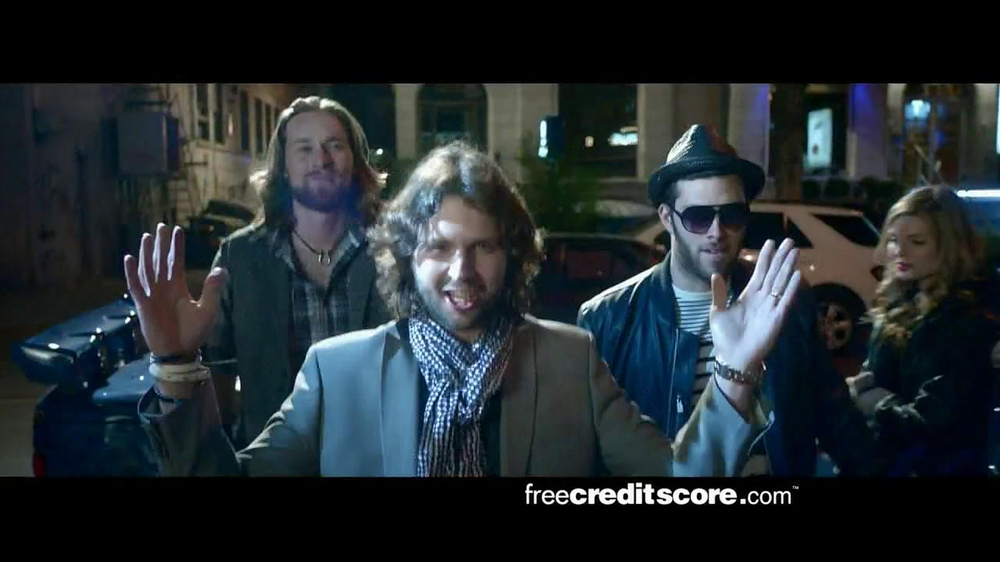 FreeCreditScore.com TV Spot, 'Club Concert' - Screenshot 1