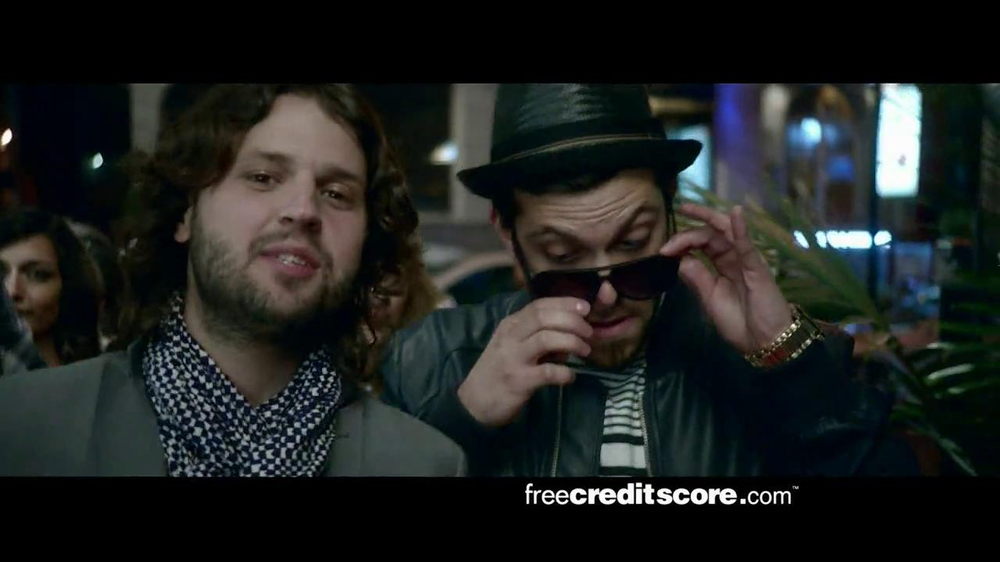 FreeCreditScore.com TV Spot, 'Club Concert' - Screenshot 3