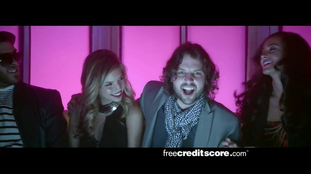 FreeCreditScore.com TV Spot, 'Club Concert' - Screenshot 4