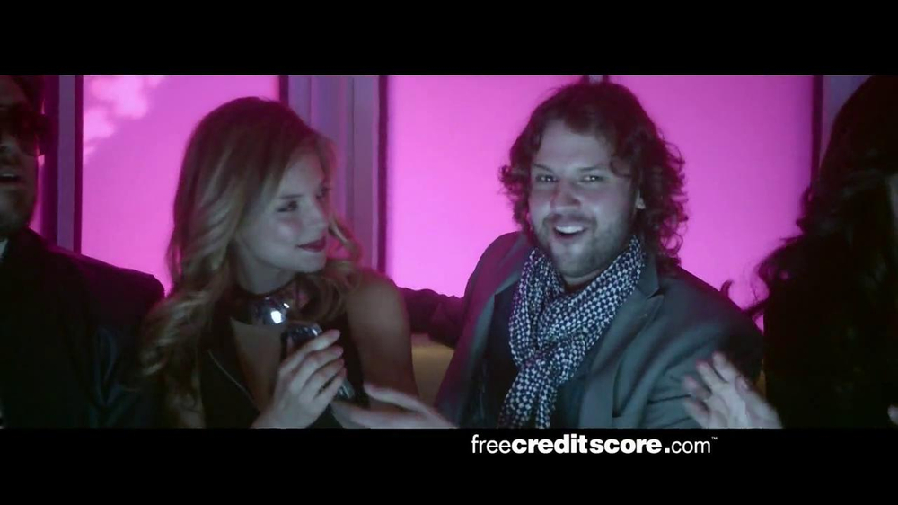 FreeCreditScore.com TV Spot, 'Club Concert' - Screenshot 5
