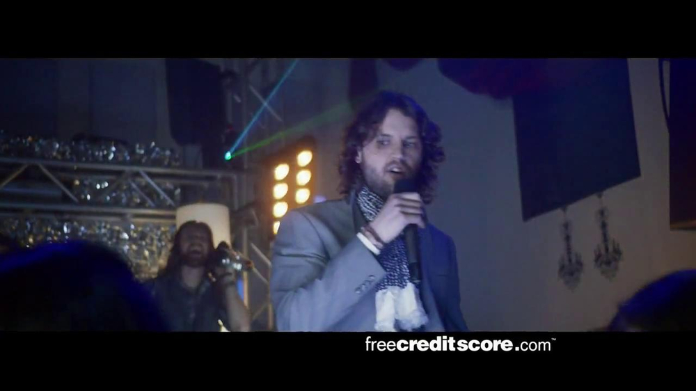FreeCreditScore.com TV Spot, 'Club Concert' - Screenshot 9