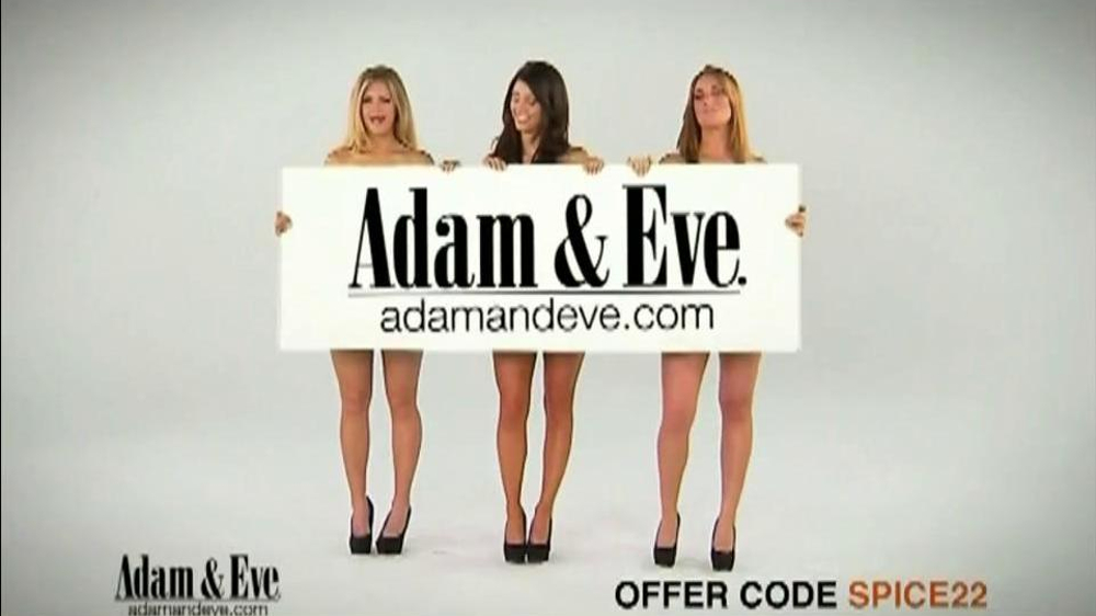 Adam & Eve TV Spot, 'Half-Off Promo' - Screenshot 1