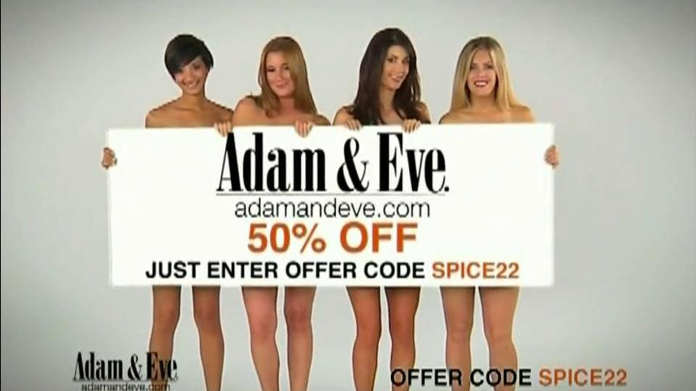 Adam & Eve TV Spot, 'Half-Off Promo' - Screenshot 10