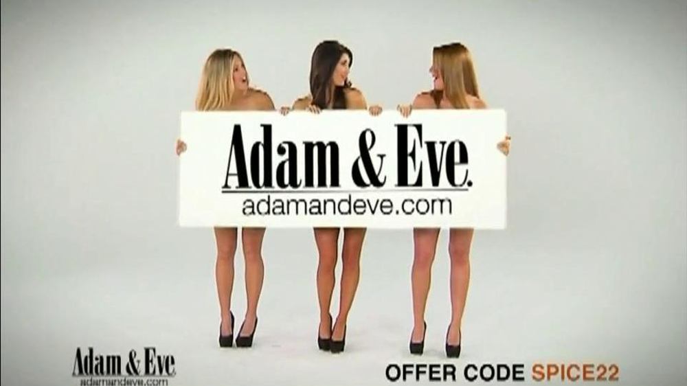 Adam & Eve TV Spot, 'Half-Off Promo' - Screenshot 2