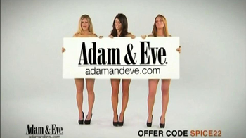 Adam & Eve TV Spot, 'Half-Off Promo' - Thumbnail 1