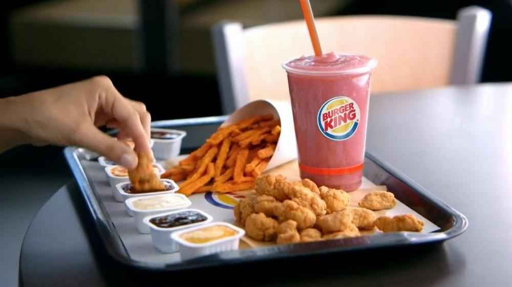 Burger King TV Commercial for Popcorn Chicken - iSpot.tv