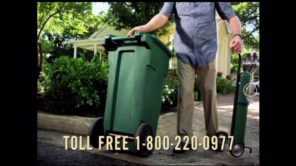 Lifechoice Portable Oxygen Concentrator Tv Commercial